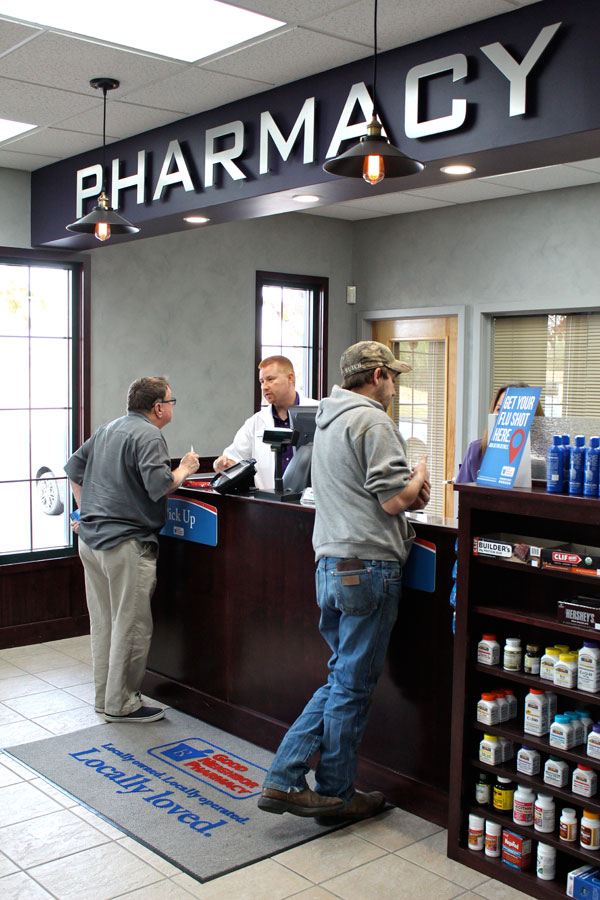 About Us | Economy Drug (870) 423-2094 | Berryville, AR